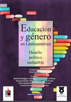 Educación y género en Latinoamérica Portada