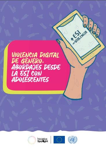 Violencia digital de género. Abordada desde la ESI con Adolescentes